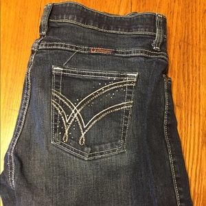 Wrangler Jeans bootcut size 7/8 36